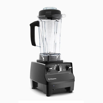 Vitamix 6300 Featuring 3 Pre-Programmed Settings, Variable Speed Control, and Pulse Function