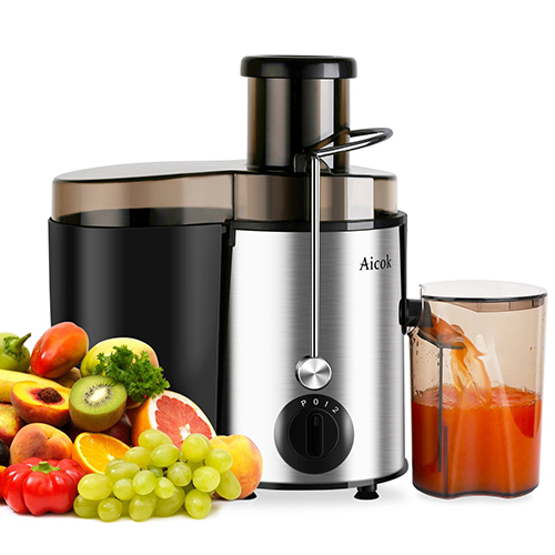 Aicok Juicer Juice Extractor High Speed for Fruit and Vegetables