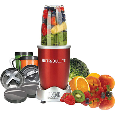 Magic Bullet NBR-1201R 12-Piece Hi-Speed Blender
