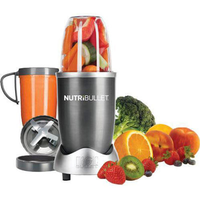 Magic Bullet NutriBullet 8-Piece High-Speed Blender Mixer System