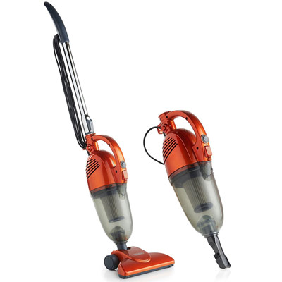 vonhaus 600w 2 in 1 corded lightweight upright stick handheld vacuum cleaner with hepa. Black Bedroom Furniture Sets. Home Design Ideas