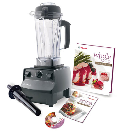 Vitamix 5200 Blender, Black